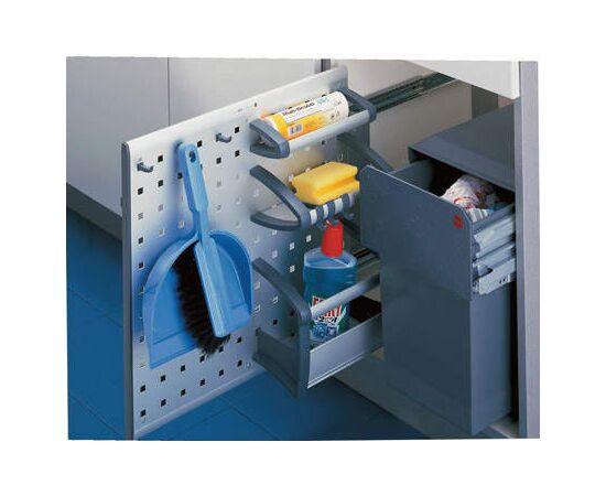 Выдвижная система Vario в распашной шкаф шириной от 200 мм Hailo (3906-00), фото 1
