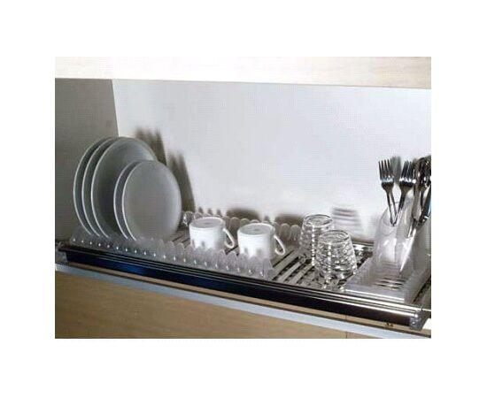 Сушка для посуды 1-уровневая в базу 450 Tecnoinox Modular (83450), фото 1