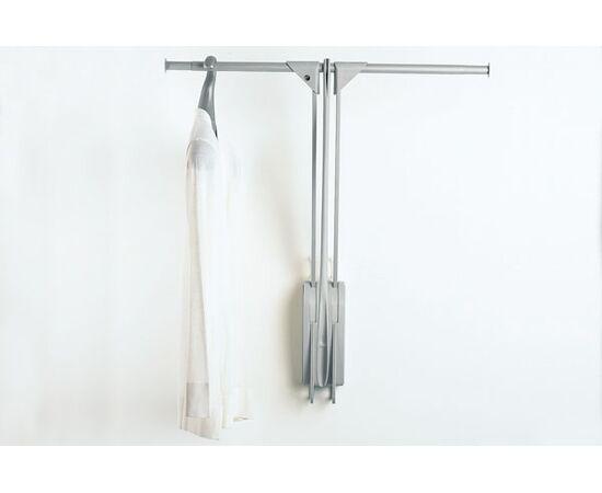 Лифт для одежды Otto, настенный, отделка серая ARMADIO (SE83CPGA0), фото 1