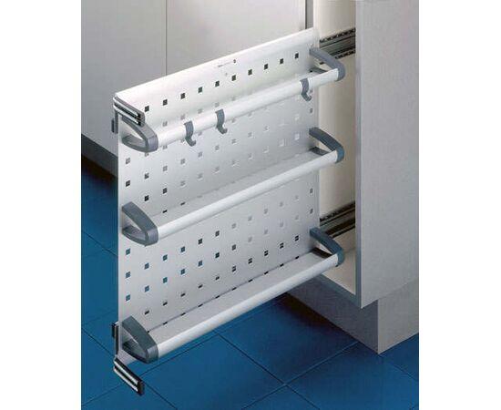 Выдвижная система Vario в выдвижной шкаф в базу 150 мм Hailo (3905-00), фото 1