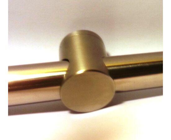 """Держатель для труб D-16 мм,  """"шлифованная""""  нержавеющая сталь Техновеб, фото 1"""