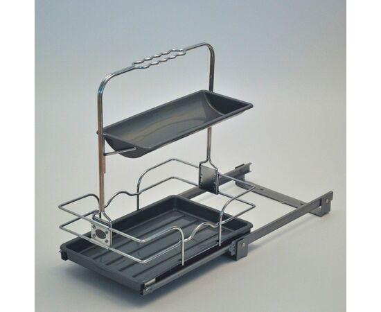 Выдвижная корзина Caddy для бытовой химии, ширина фасада от 350 мм (10270003), фото 3