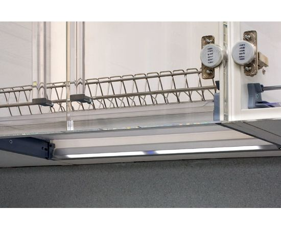 Комплект светильников LED для сушек в базу 900 (512L/90-512ACW), фото 1