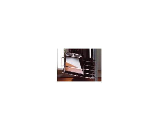Держатель для совка и щётки 135х355х160 kessebohmer (на фасад) (00 5129 0005), фото 1