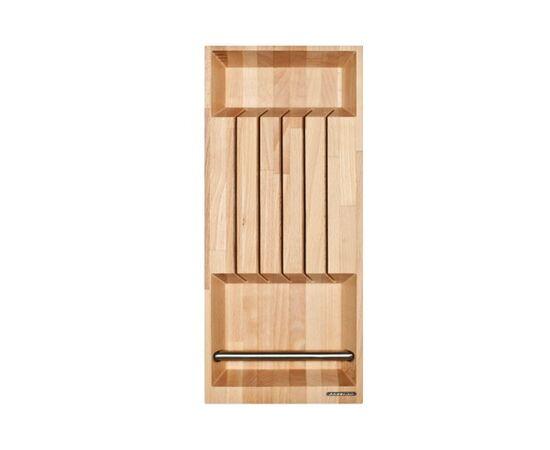 Ёмкость в базу 300, для кухонных ножей Domino Q-Line BARREDO, бук (Q30.05C/BT50), фото 1