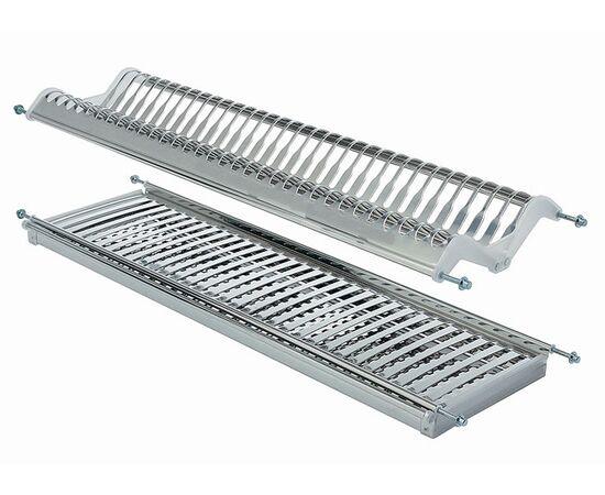 Сушка для посуды Tecnoinox Inoxmatic Lux 2-уровневая в базу 1200 (821200), фото 1