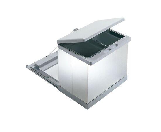Система для раздельного сбора мусора Base System 1200 Tecnoinox (85024), фото 1