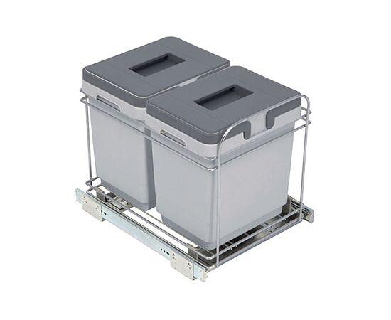Набор для раздельного сбора мусора, в базу 400 (PETGS402MC), фото 1