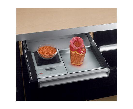Встраиваемые весы в выдвижной ящик (wes45), фото 1